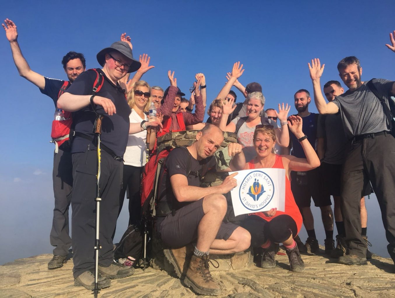Welsh Three Peaks Challenge